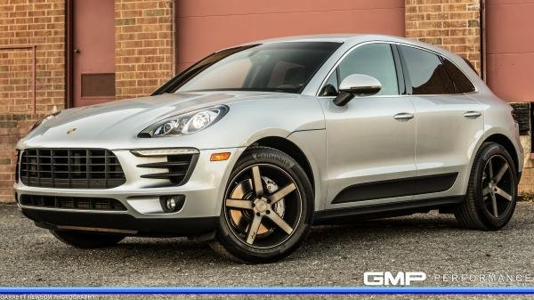 Showcase cover image for 2015 Porsche Macan S