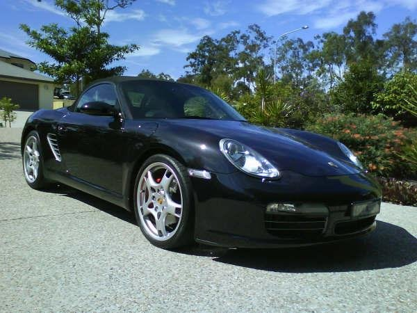 Showcase cover image for Boxster S