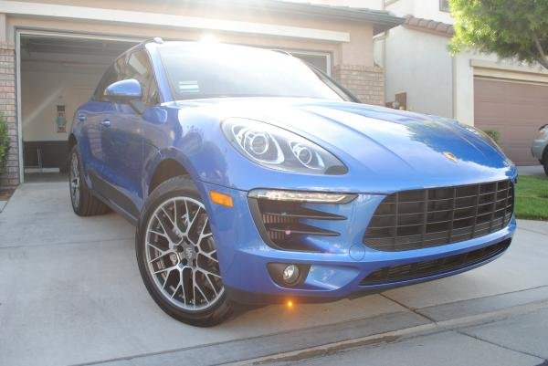 Showcase cover image for chifung7b's 2015 Porsche Macan S
