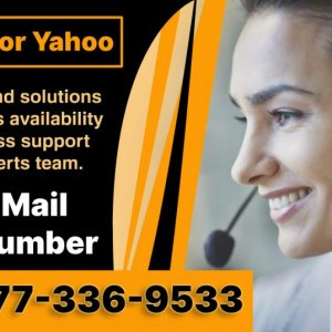 Contact Yahoo Mail Phone Number @1 877 336 9533 For Help