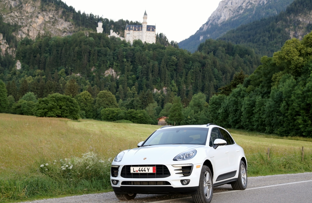 porsche macan european delivery completed porsche macan forum. Black Bedroom Furniture Sets. Home Design Ideas